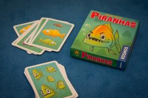 Piranhas - Kartenspiel
