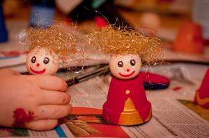 Struwwelpeter oder Weihnachtsengel?