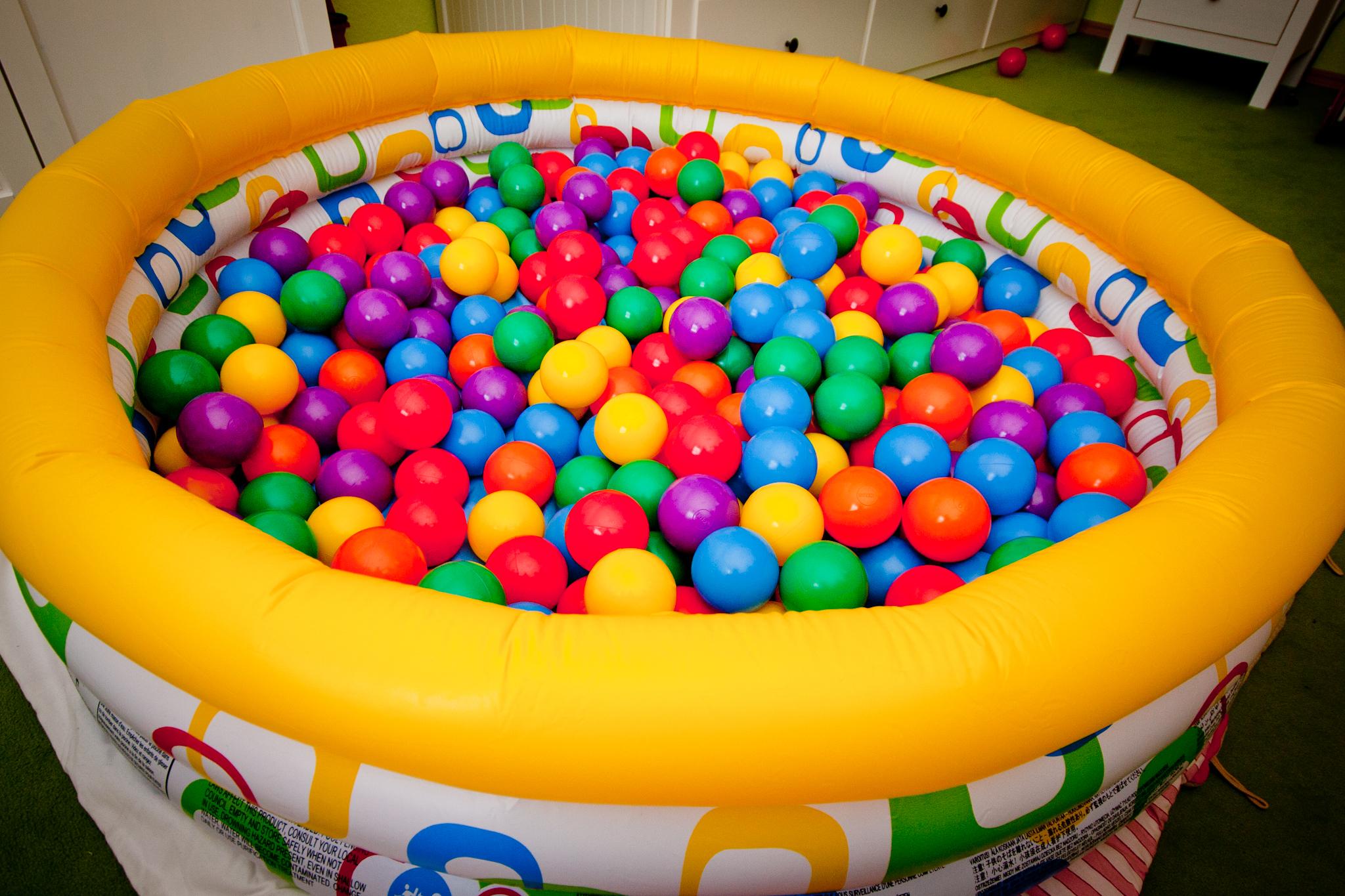 Diy Ballebad Furs Kinderzimmer Unser Kreativblog