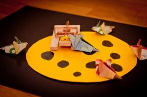 Kreatives Geldgeschenk: Mäuse verschenken