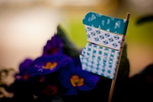 Deko-Tape Pflanzentecker