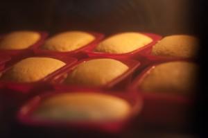 Mini-Kuchen-Backaktion - Lecker!