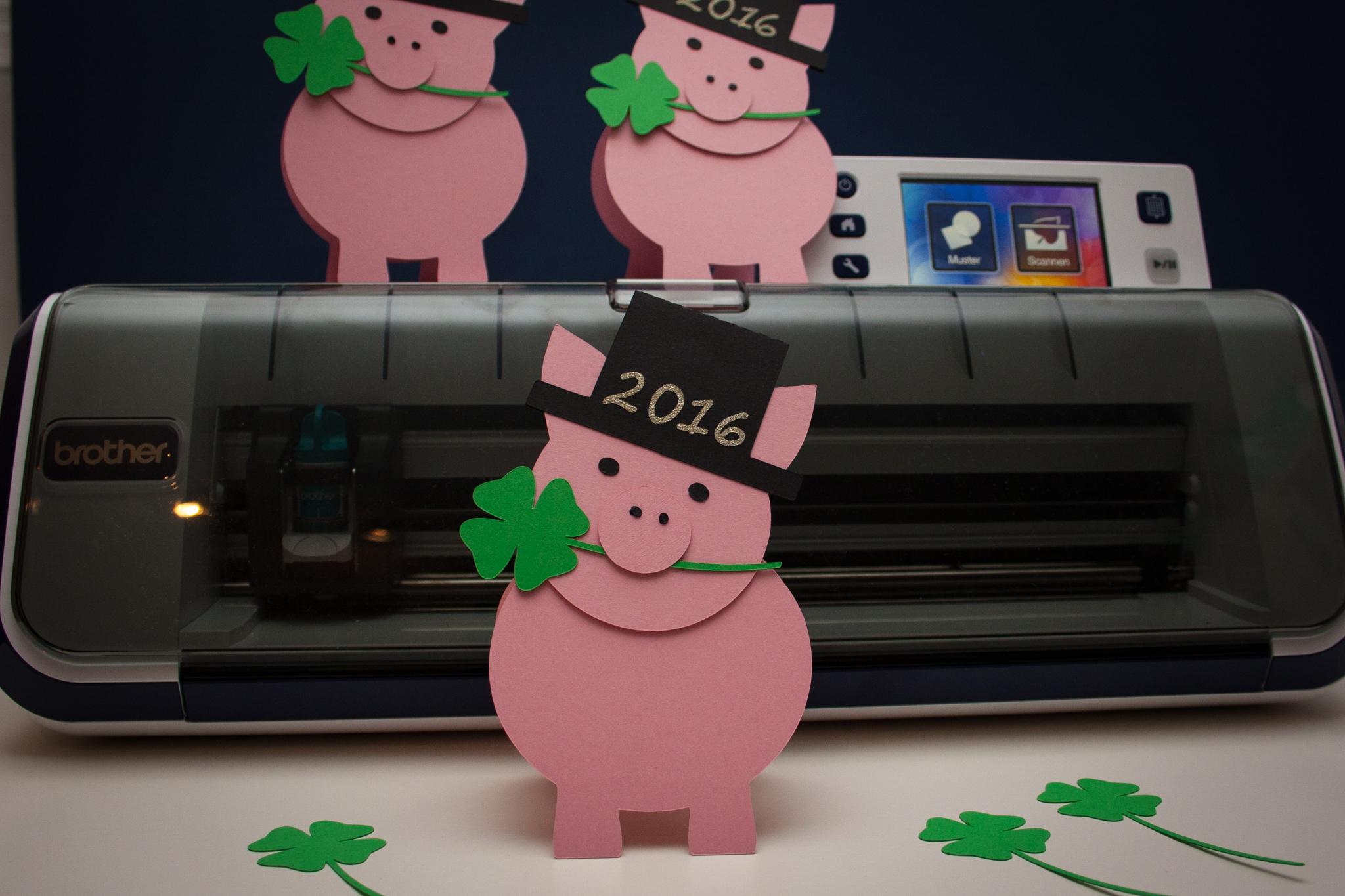 glücksschweinchen bilder zum ausdrucken