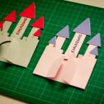 Einladungskarte zum Märchen-, Prinzessinen- oder Rittergeburtstag