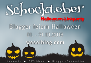 weselblog.com / Schocktober – Blogger feiern Halloween