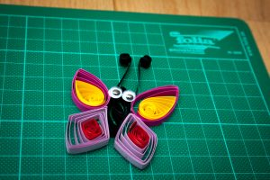 Quilling - Schmetterling
