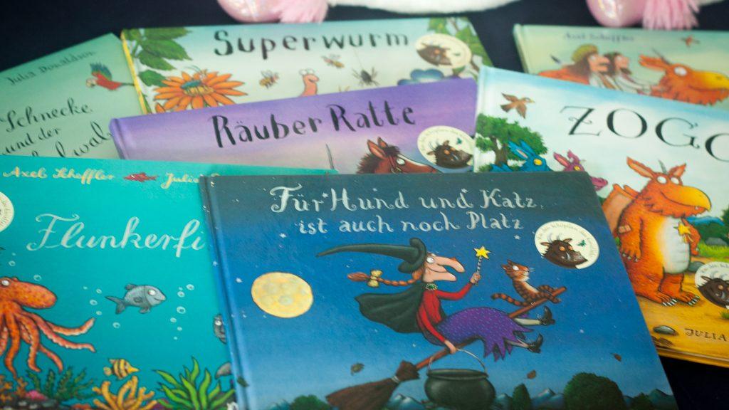 Lieblingsbücher zum Vorlesen