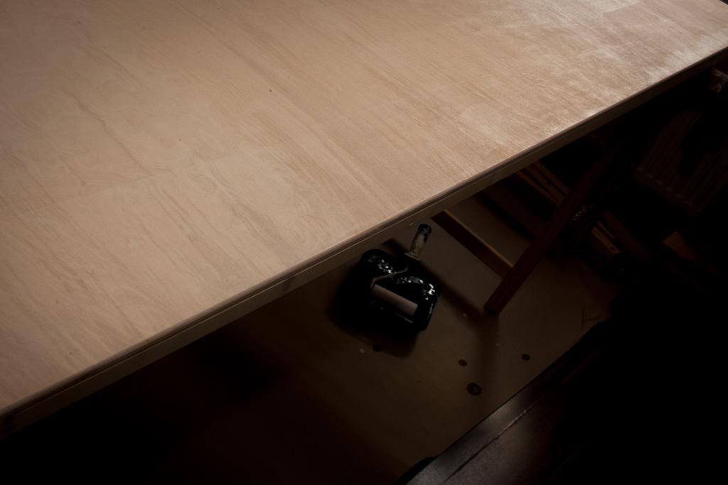 diy eine helle und magnetische tafel mit eisenfarbe und tafelfarbe unser kreativblog. Black Bedroom Furniture Sets. Home Design Ideas