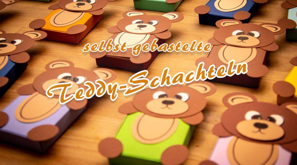 Teddy-Schachtel