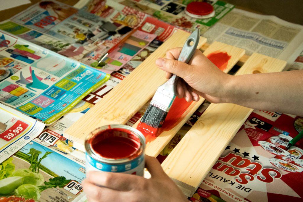 Kindergeburtstag - Hochbeet für Balkon oder Terrasse mit den Kindern bauen